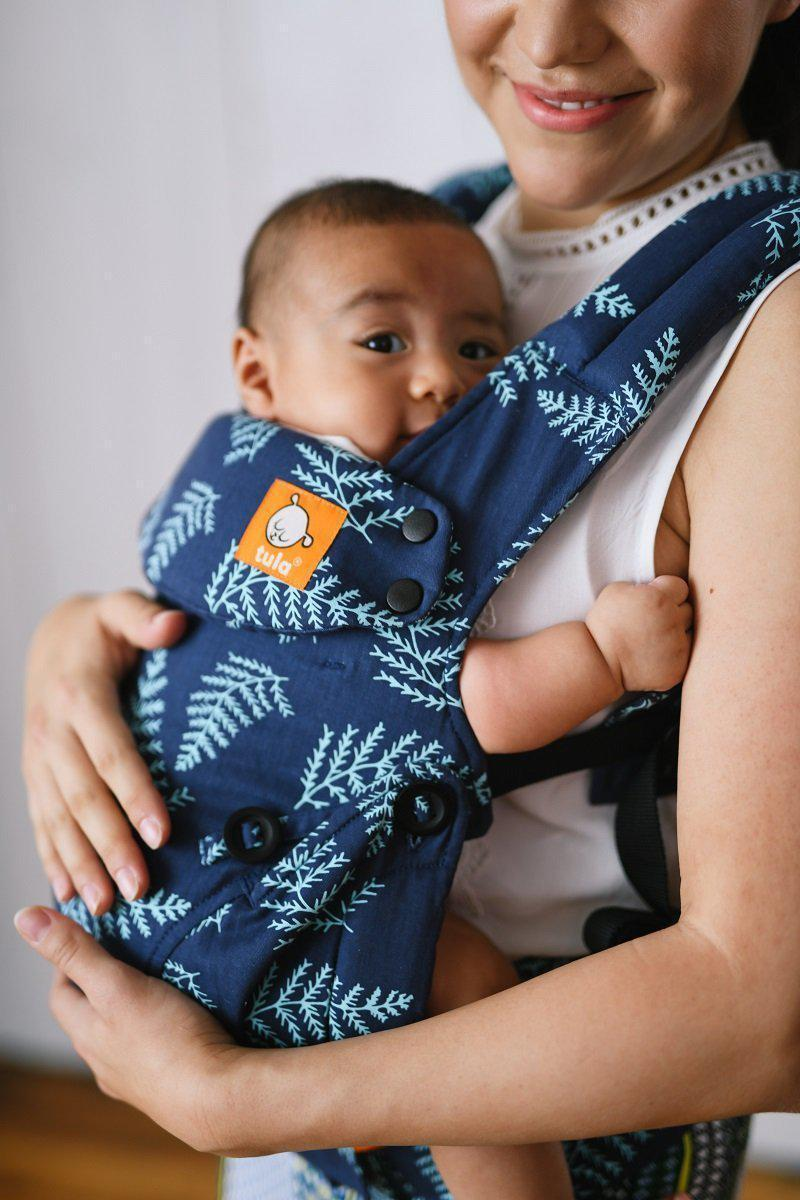 Everblue - Tula Explore Baby Carrier-Buckle Carrier-Baby Tula- Little Zen One US Babywearing baby carriers