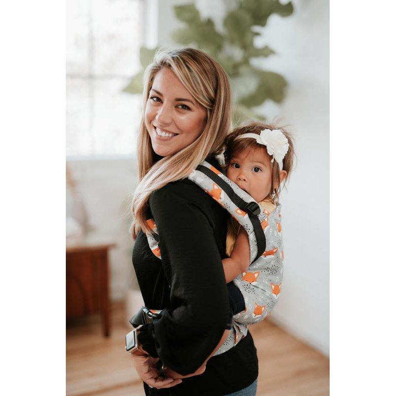 Fox Trot Tula Standard Baby Carrier-Buckle Carrier-Baby Tula- Little Zen One US Babywearing baby carriers