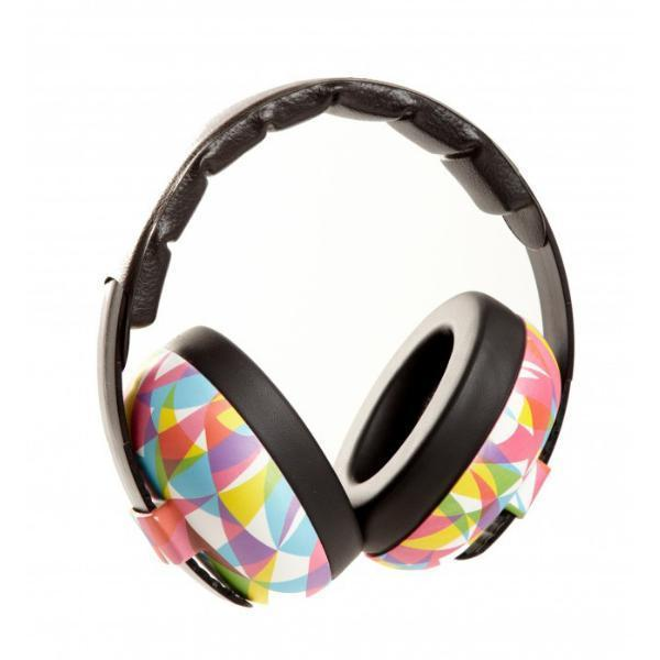 Hear No Blare Baby Banz Ear muffs 0-2 yrs-Babywearing Accessories-Baby Banz- Little Zen One US Babywearing baby carriers