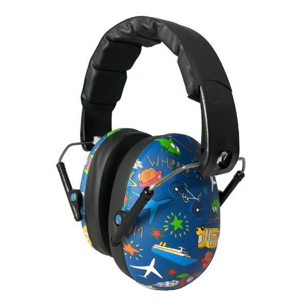 Hear No Blare Baby Banz Kids Earmuffs 2-10 yrs-Babywearing Accessories-Baby Banz- Little Zen One US Babywearing baby carriers