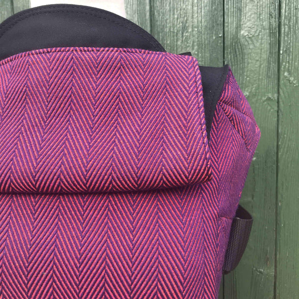 Integra Baby Carrier Didymos Lisca Viola-Buckle Carrier-Integra- Little Zen One US Babywearing baby carriers