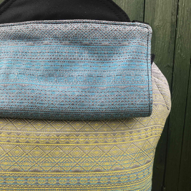 Integra Baby Carrier Didymos Sole Levante-Buckle Carrier-Integra- Little Zen One US Babywearing baby carriers