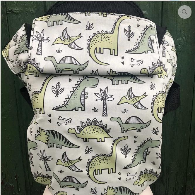 Integra Baby Carrier Dino-Buckle Carrier-Integra- Little Zen One US Babywearing baby carriers