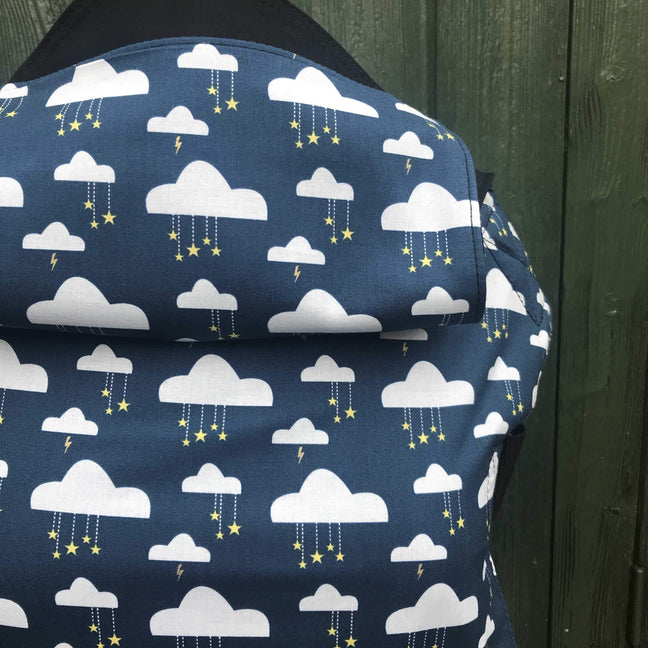 Integra Baby Carrier Magic in the Clouds-Buckle Carrier-Integra- Little Zen One US Babywearing baby carriers