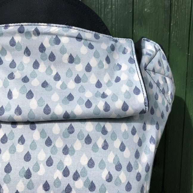 Integra Baby Carrier Rain Drops-Buckle Carrier-Integra- Little Zen One US Babywearing baby carriers
