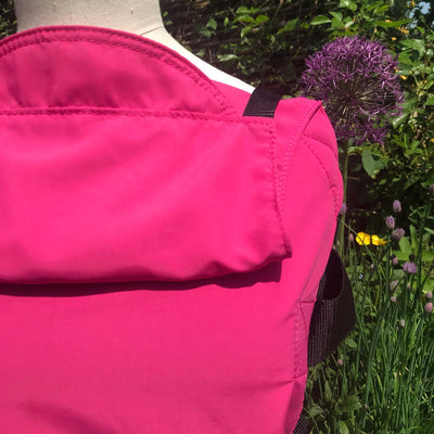 Integra Baby Carrier Solar Electric Pink-Buckle Carrier-Integra- Little Zen One US Babywearing baby carriers
