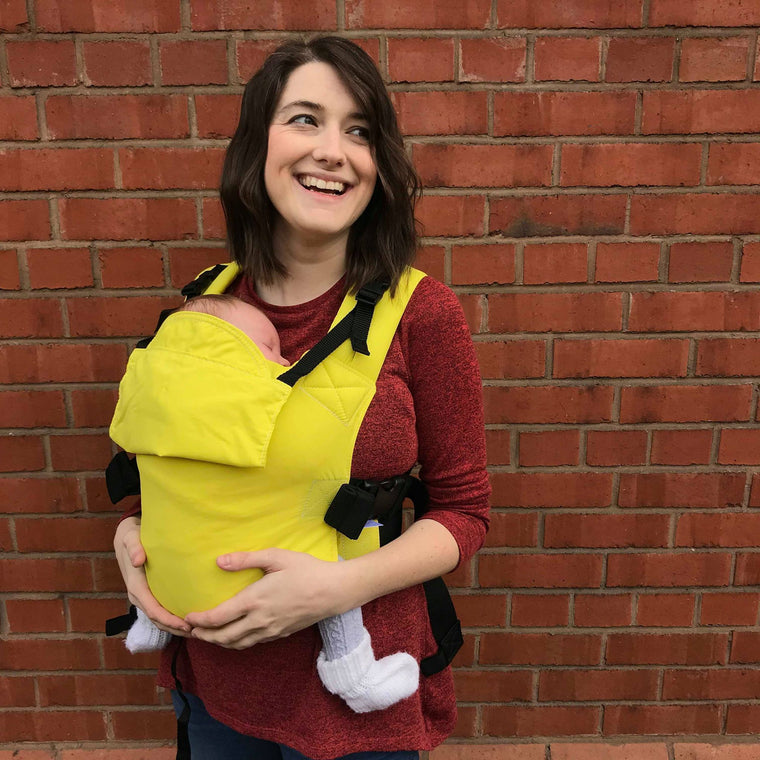 Integra Baby Carrier Solar Meadowlark-Buckle Carrier-Integra- Little Zen One US Babywearing baby carriers
