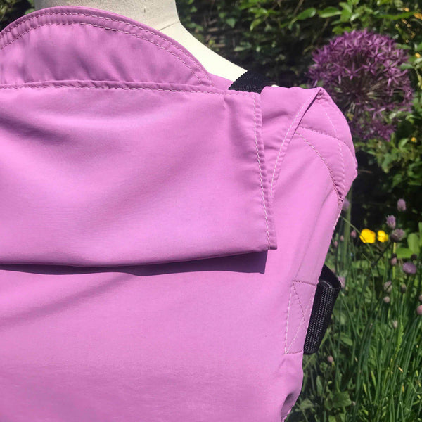 Integra Baby Carrier Solar Mulberry-Buckle Carrier-Integra- Little Zen One US Babywearing baby carriers