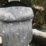 Integra Baby Carrier Woodland Bunny-Buckle Carrier-Integra- Little Zen One US Babywearing baby carriers