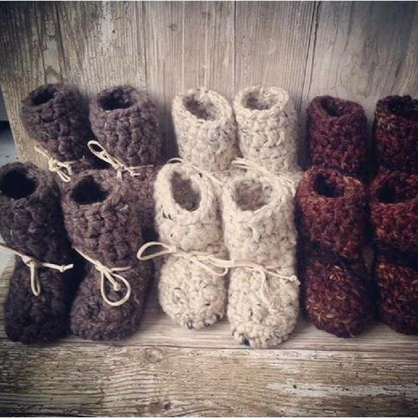 Jack's Mama Babywearing Booties-Babywearing Accessories-Jack's Mama- Little Zen One US Babywearing baby carriers