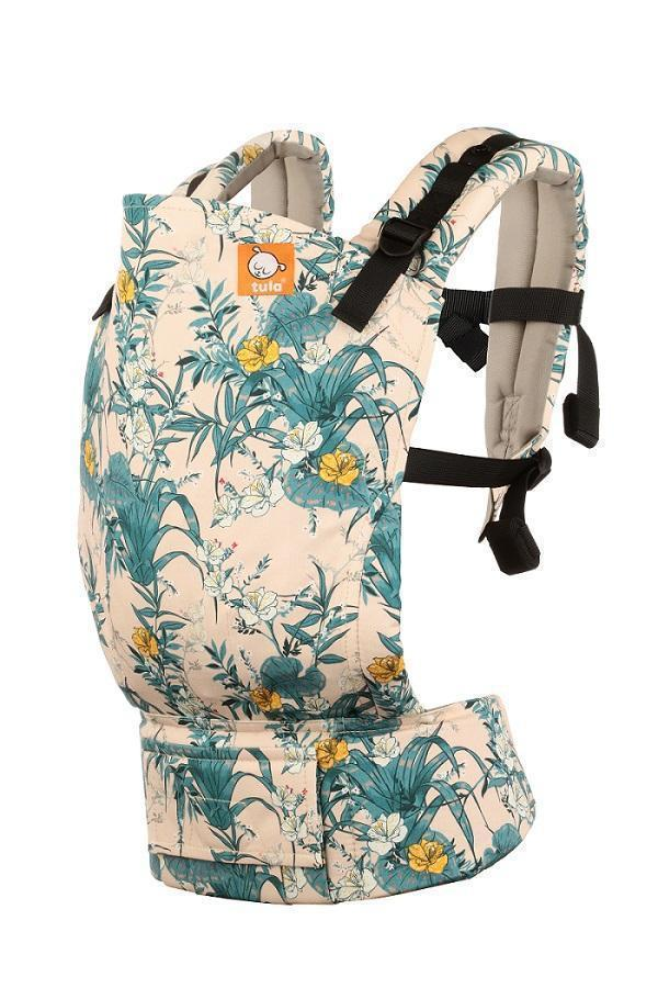 Lanai Tula Free-to-Grow Baby Carrier-Buckle Carrier-Baby Tula- Little Zen One US Babywearing baby carriers