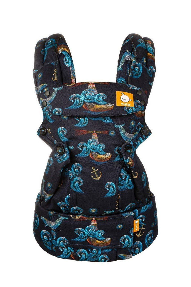 Moonlight Sonata Tula Explore Baby Carrier-Buckle Carrier-Baby Tula- Little Zen One US Babywearing baby carriers