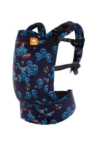 Moonlight Sonata Tula Standard Baby Carrier-Buckle Carrier-Baby Tula- Little Zen One US Babywearing baby carriers
