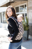 Muse Tula Free-to-Grow Baby Carrier-Buckle Carrier-Baby Tula- Little Zen One US Babywearing baby carriers