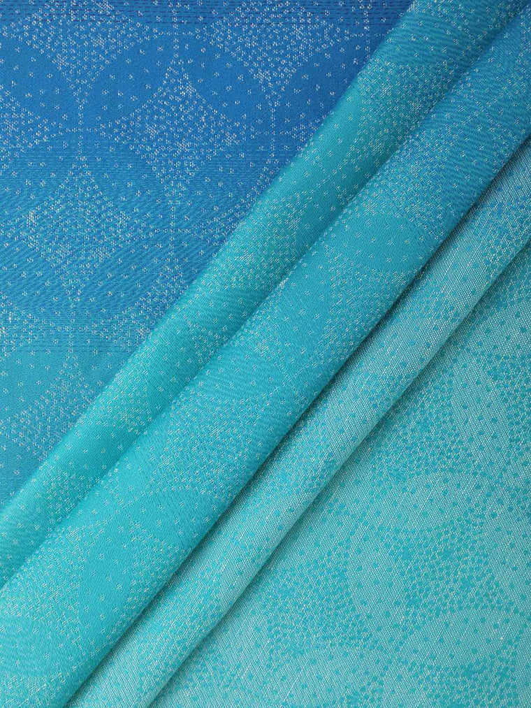 Oscha Starry Night Ocean 1m Fabric Piece
