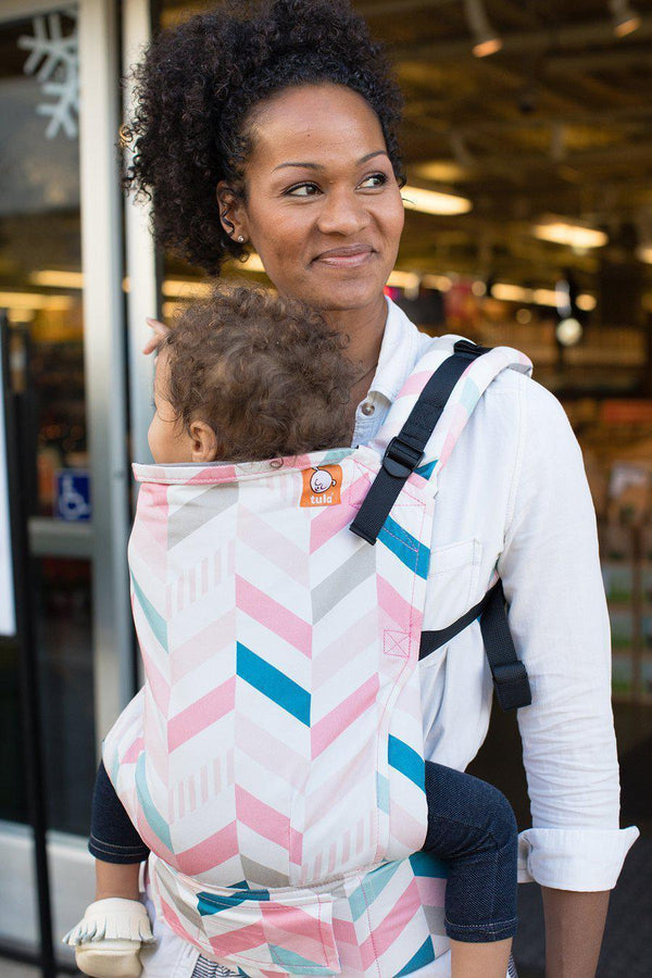 Pixie Tula Standard Baby Carrier-Buckle Carrier-Baby Tula- Little Zen One US Babywearing baby carriers