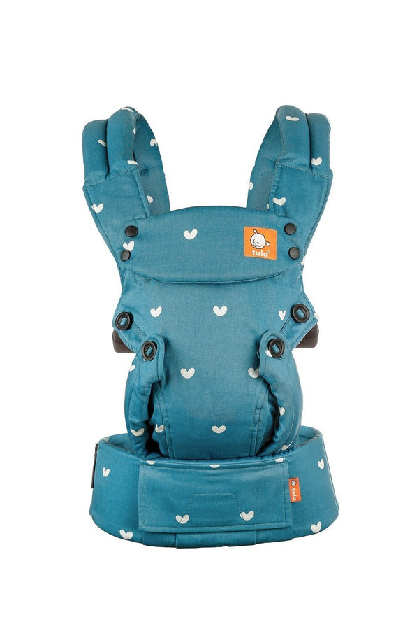 Playdate - Tula Explore Baby Carrier-Buckle Carrier-Baby Tula- Little Zen One US Babywearing baby carriers