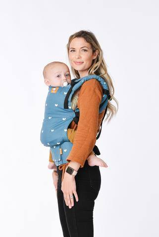 Playdate Tula Free-to-Grow Baby Carrier-Buckle Carrier-Baby Tula- Little Zen One US Babywearing baby carriers