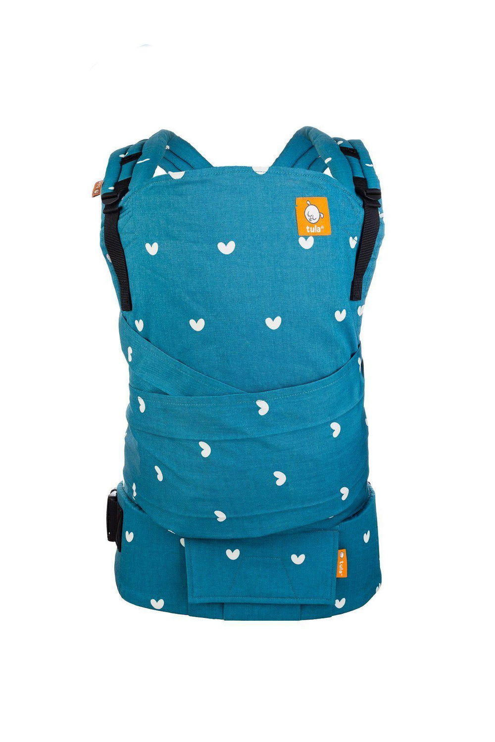 Playdate - Tula Half Buckle Baby Carrier-Half Buckle Baby Carrier-Baby Tula- Little Zen One US Babywearing baby carriers