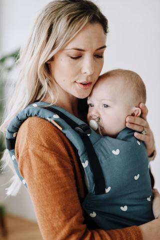 Playdate Tula Standard Baby Carrier-Buckle Carrier-Baby Tula- Little Zen One US Babywearing baby carriers