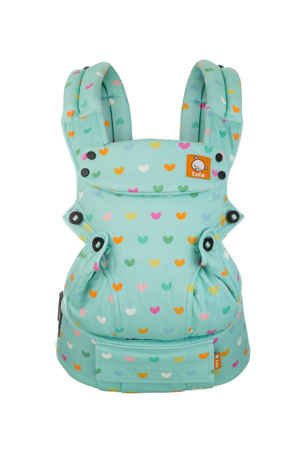 Playful - Tula Explore Baby Carrier-Buckle Carrier-Baby Tula- Little Zen One US Babywearing baby carriers