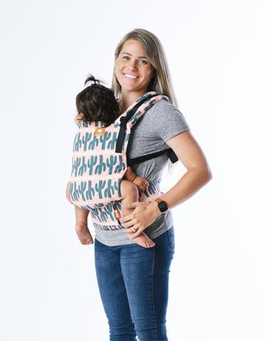 Scottsdale Tula Standard Baby Carrier-Buckle Carrier-Baby Tula- Little Zen One US Babywearing baby carriers
