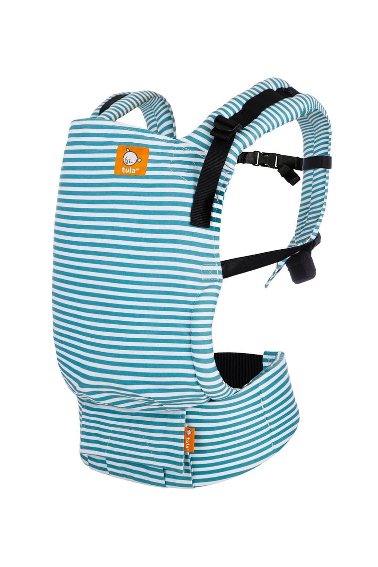 Seaside Tula Free-to-Grow Baby Carrier-Buckle Carrier-Baby Tula- Little Zen One US Babywearing baby carriers