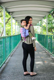 Serene: Onbuhimo Soul Slings-Onbuhimo-Soul Slings- Little Zen One US Babywearing baby carriers