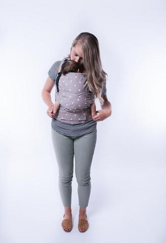 Sleepy Dust - Tula Half Buckle Baby Carrier-Half Buckle Baby Carrier-Baby Tula- Little Zen One US Babywearing baby carriers