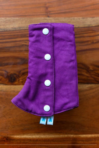 Soul Slings Lavena Drool Pads-Babywearing Accessories-Little Zen One- Little Zen One US Babywearing baby carriers