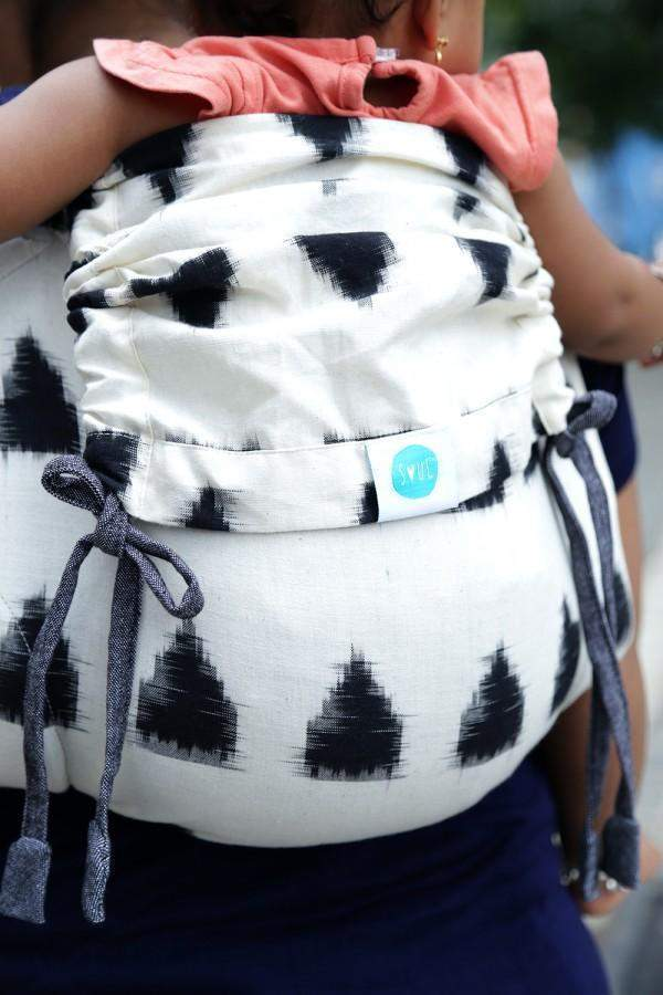 Soul Slings Onbuhimo Full Moon-Onbuhimo-Soul Slings- Little Zen One US Babywearing baby carriers