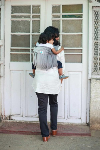 Soul Slings Onbuhimo Moonstone-Onbuhimo-Soul Slings- Little Zen One US Babywearing baby carriers
