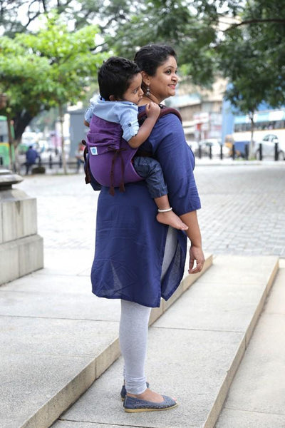 Soul Slings Onbuhimo Petal-Onbuhimo-Soul Slings- Little Zen One US Babywearing baby carriers