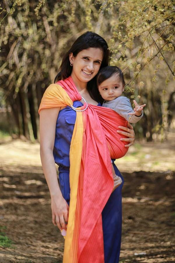 Soul Slings Ring Sling Heal-Ring Slings-Soul Slings- Little Zen One US Babywearing baby carriers