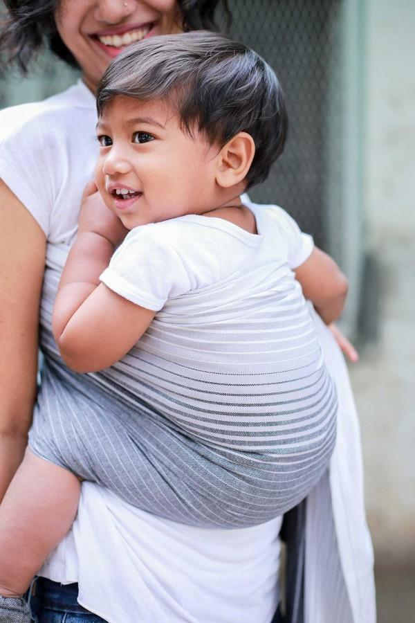 Soul Slings Ring Sling Moonstone-Ring Slings-Soul Slings- Little Zen One US Babywearing baby carriers