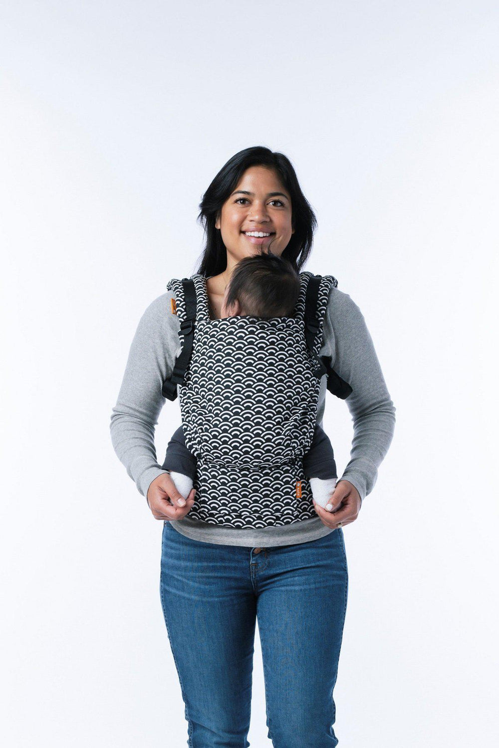 Tempo Tula Free-to-Grow Baby Carrier-Buckle Carrier-Baby Tula- Little Zen One US Babywearing baby carriers