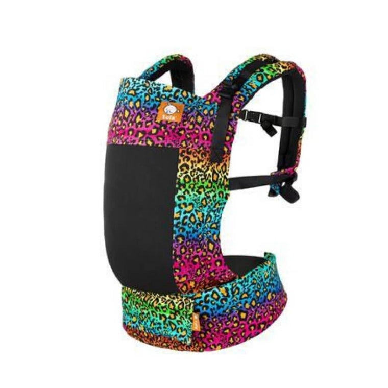 Totally Rad! Coast Baby Tula Standard Coast-Buckle Carrier-Baby Tula- Little Zen One US Babywearing baby carriers