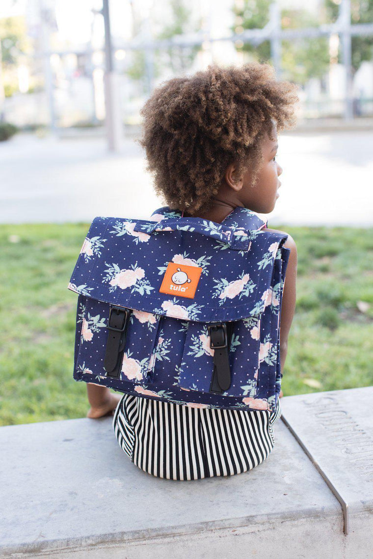 Tula Backpack - Blossom-Baby & Parent Care-Baby Tula- Little Zen One US Babywearing baby carriers