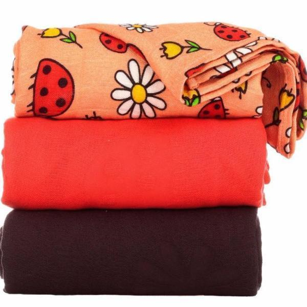 Tula Blanket Set - Ladybug Picnic-Babywearing Accessories-Baby Tula- Little Zen One US Babywearing baby carriers