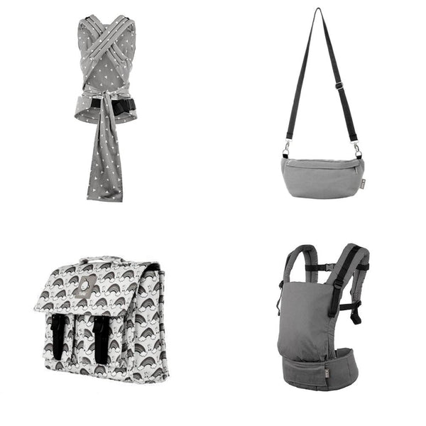 Tula Carrier + Blanket Set + Accessory-Bundle Package-Baby Tula- Little Zen One US Babywearing baby carriers