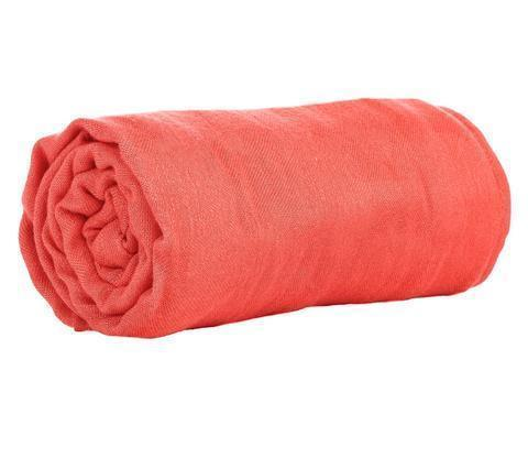 Tula Cuddle Me Blanket - Vintage Coral-Babywearing Accessories-Baby Tula- Little Zen One US Babywearing baby carriers