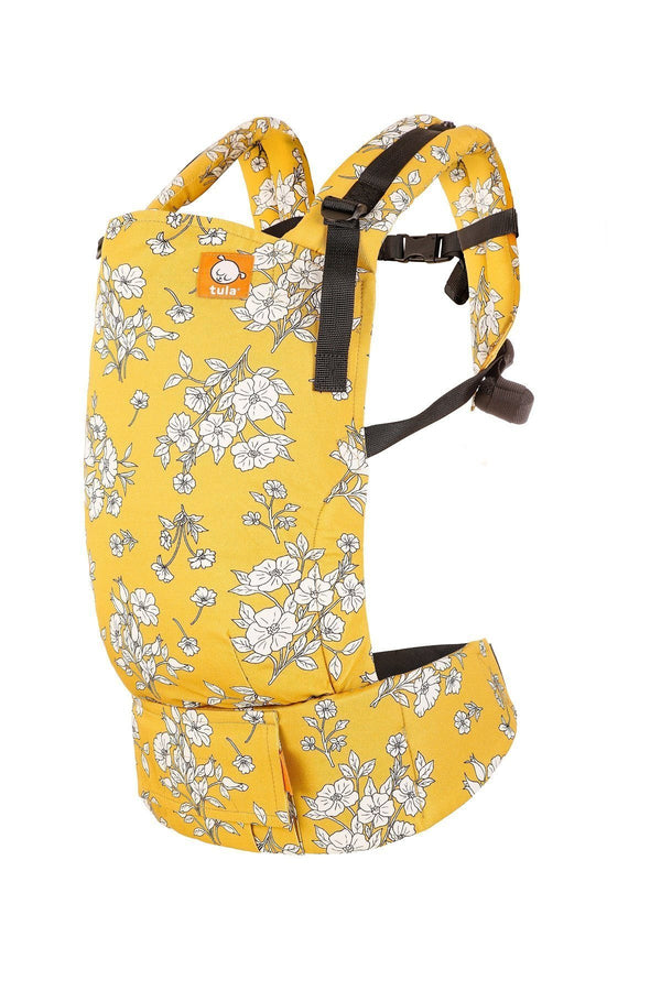 Tula Free-to-Grow Baby Carrier Blanche-Buckle Carrier-Baby Tula- Little Zen One US Babywearing baby carriers