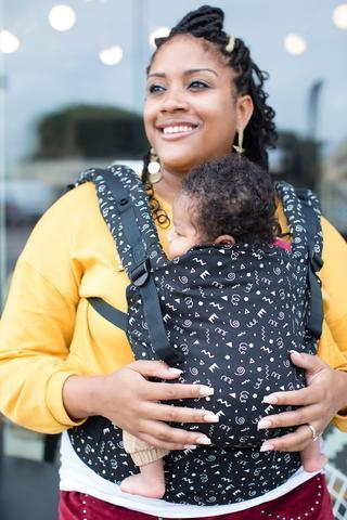 Tula Free-to-Grow Baby Carrier Celebrate-Buckle Carrier-Baby Tula- Little Zen One US Babywearing baby carriers