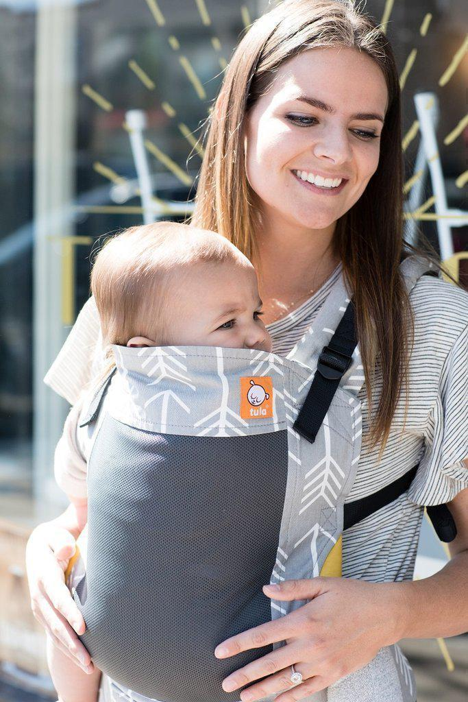 Tula Free-to-Grow Baby Carrier Coast Archer-Buckle Carrier-Baby Tula- Little Zen One US Babywearing baby carriers