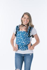 Tula Free-to-Grow Baby Carrier Dreamy Skies-Buckle Carrier-Baby Tula- Little Zen One US Babywearing baby carriers