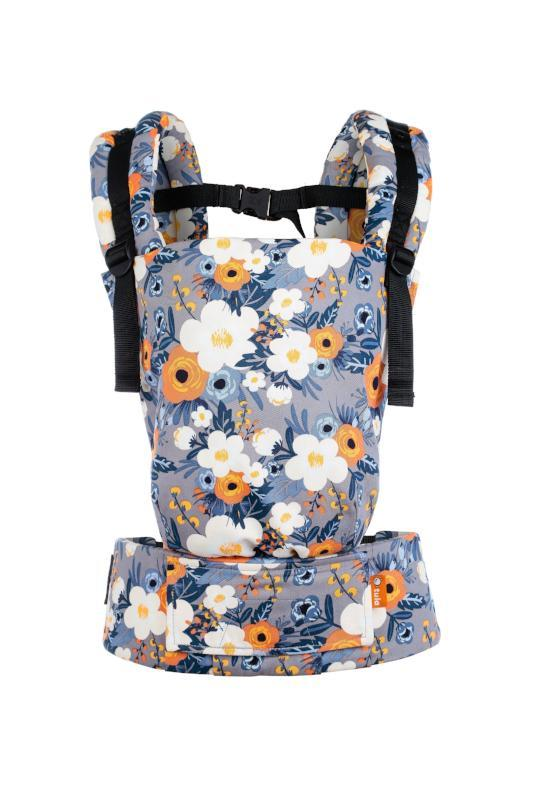 Tula Free-to-Grow Baby Carrier French Marigold-Buckle Carrier-Baby Tula- Little Zen One US Babywearing baby carriers