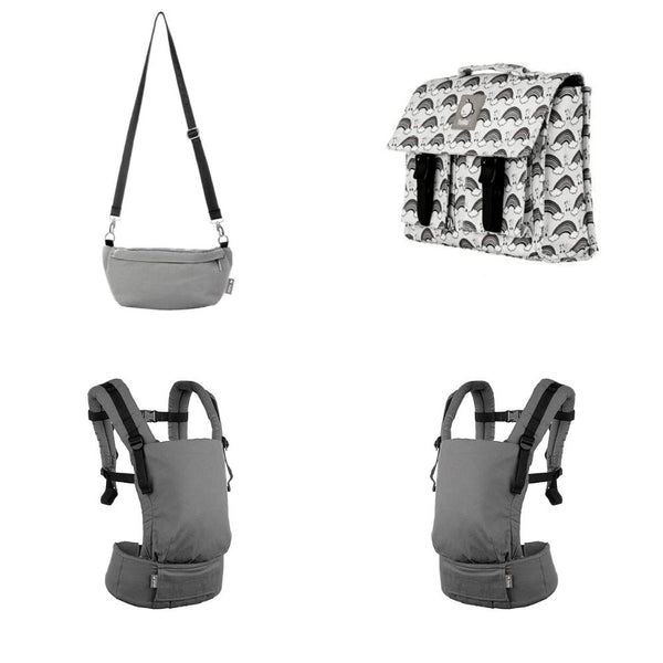 Tula Free to Grow + Tula Standard + Accessory-Bundle Package-Baby Tula- Little Zen One US Babywearing baby carriers