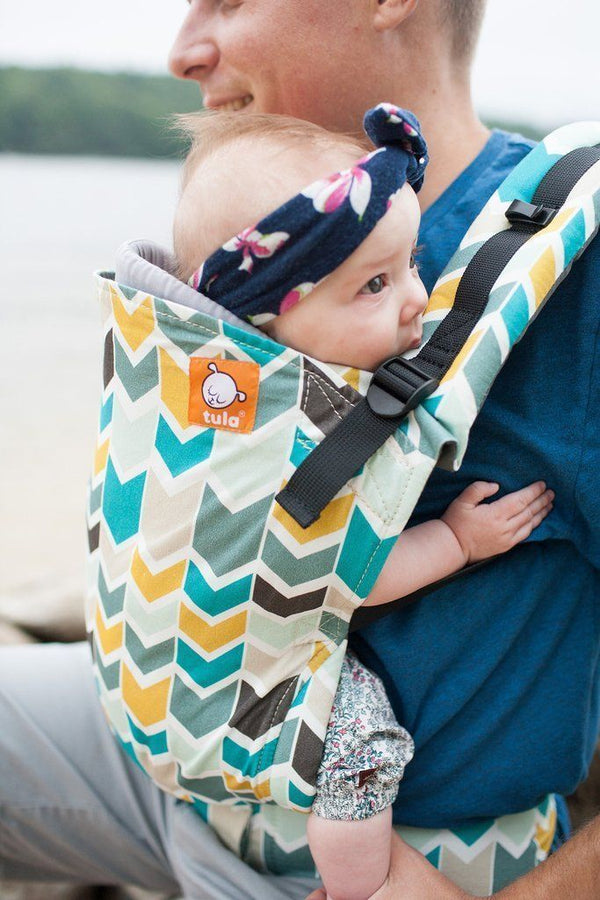 Tula Standard Baby Carrier Agate-Buckle Carrier-Baby Tula- Little Zen One US Babywearing baby carriers