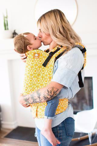 Tula Standard Baby Carrier Beacon-Buckle Carrier-Baby Tula- Little Zen One US Babywearing baby carriers
