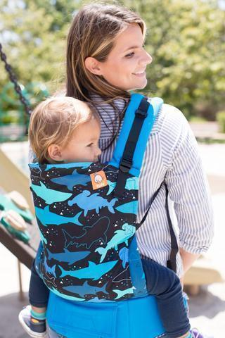 Tula Standard Baby Carrier Bruce-Buckle Carrier-Baby Tula- Little Zen One US Babywearing baby carriers